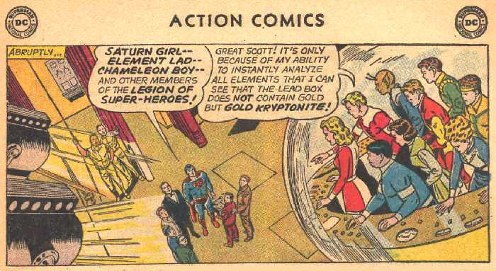 ACTION COMICS NO.309