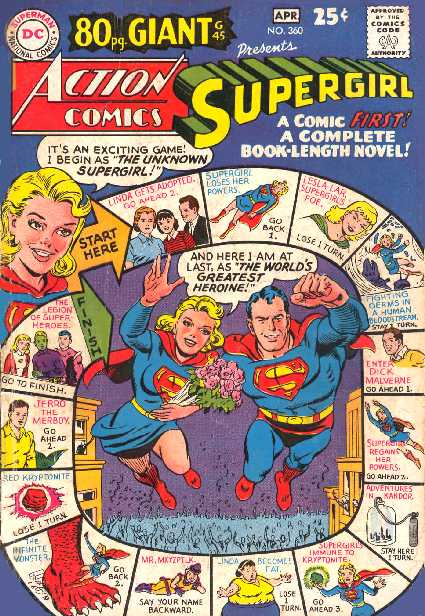 ACTION COMICS NO.360