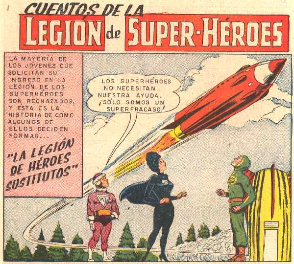 ADVENTURE COMICS NO.306 VERSION NOVARO 425