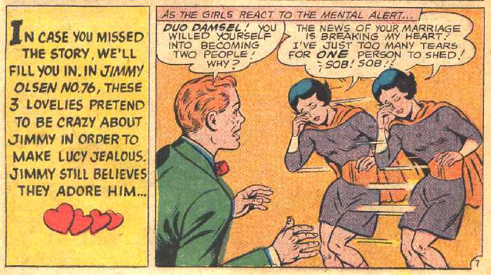 SUPERMAN'S PAL JIMMY OLSEN NO.100