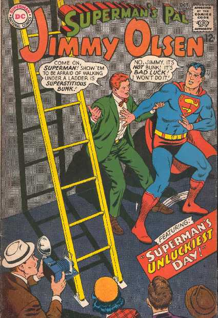 SUPERMAN'S PAL JIMMY OLSEN NO.106