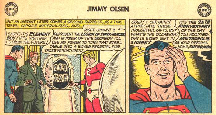 SUPERMAN'S PAL JIMMY OLSEN NO.70