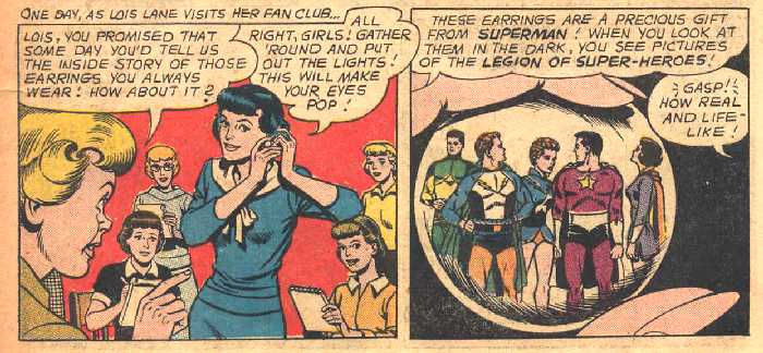 SUPERMAN'S GIRL FRIEND LOIS LANE NO.50