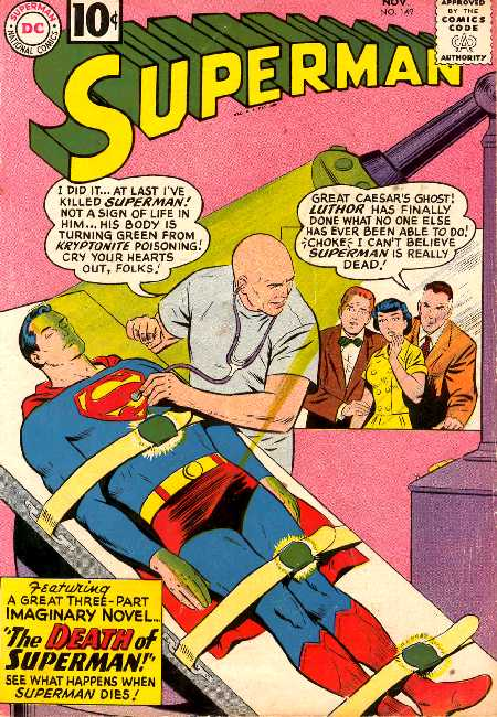 SUPERMAN NO.149