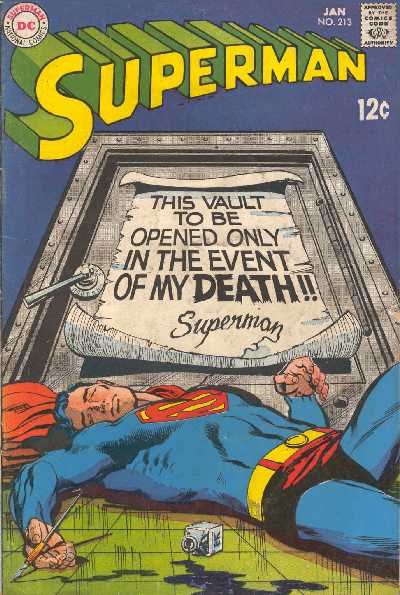 SUPERMAN NO.213
